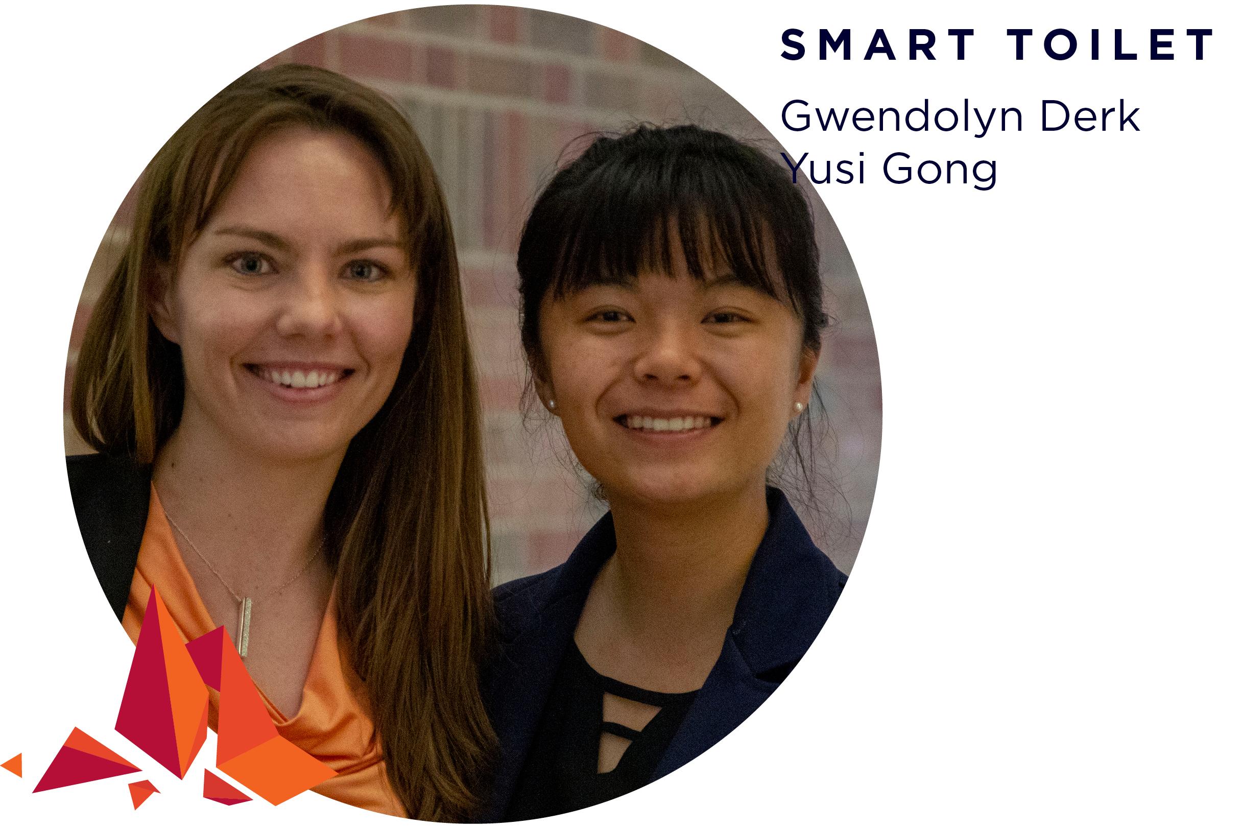 Health Maker Lab Winner Smart Toilet