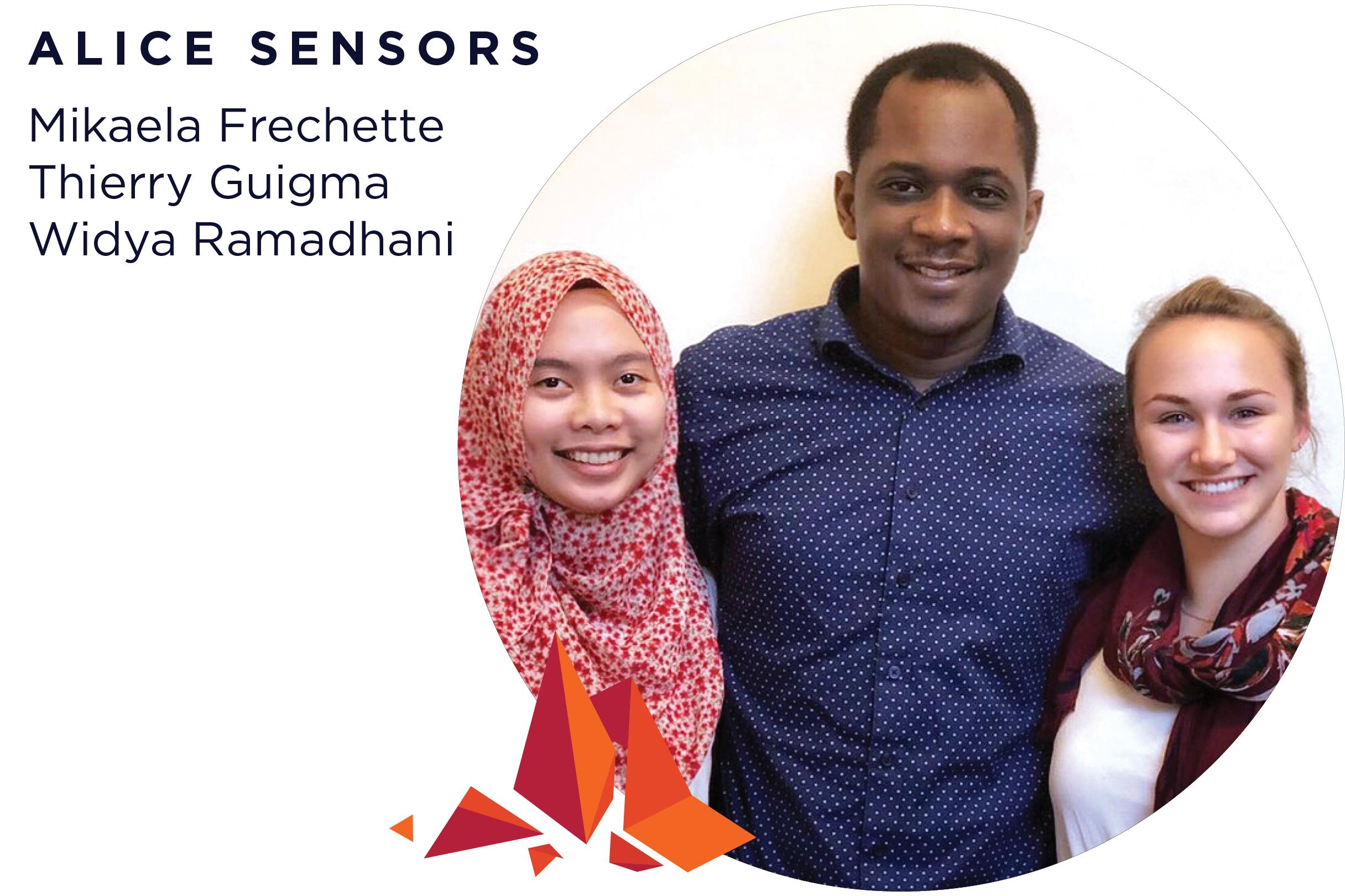 Health Maker Lab Winner ALICE Sensors