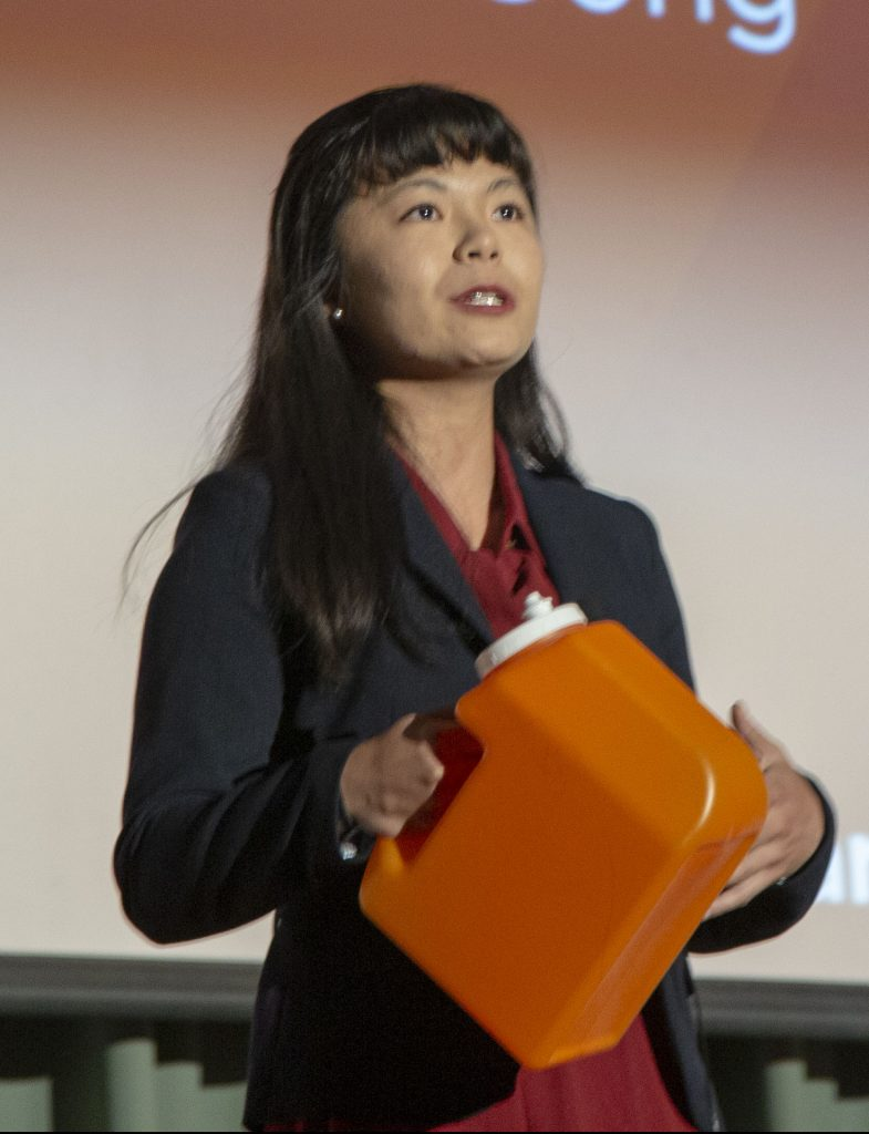 Yusi Gong, Health Maker Lab at the Carle Illinois College of Medicine