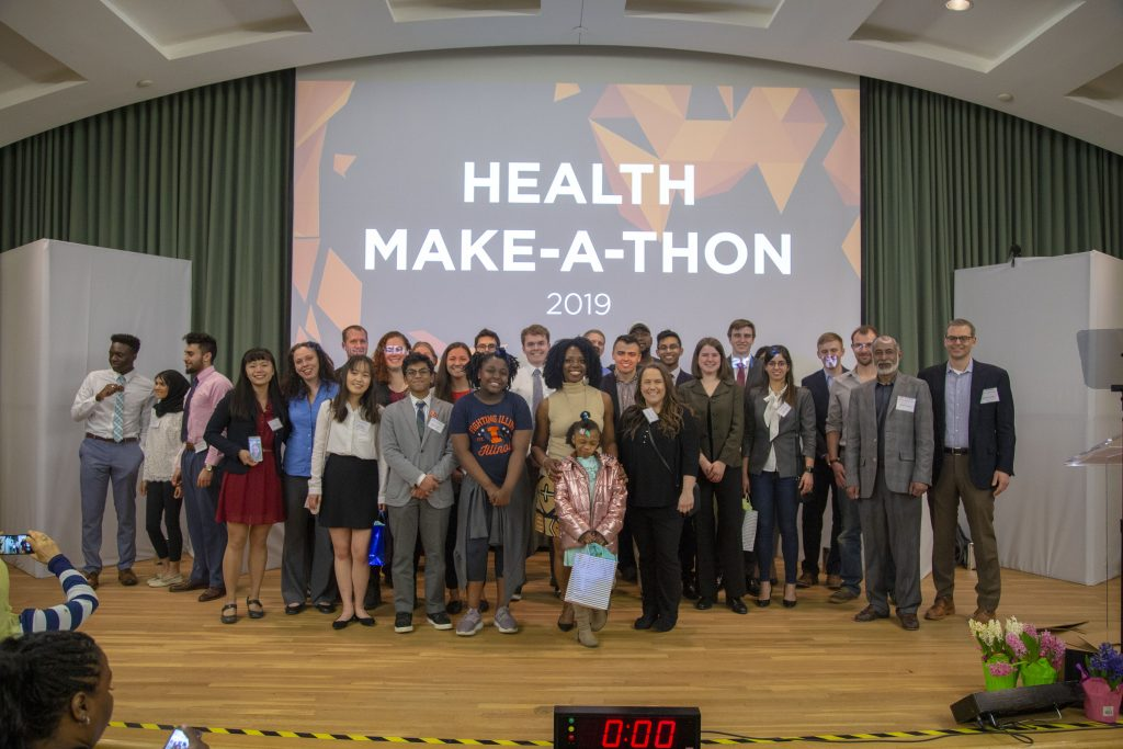 Health Make-a-thon 2019 finalists
