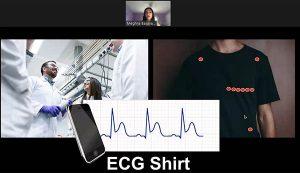 ECG Shirt image